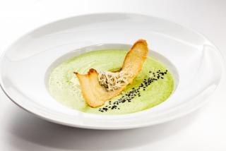 Суп крем из брокколи