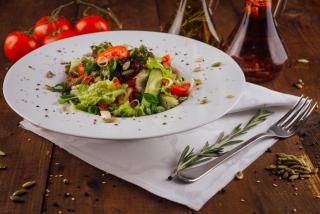 Salad Gradinarului