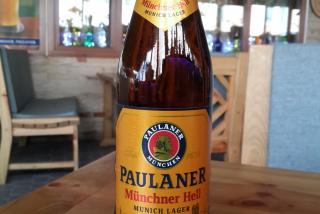 """Paulaner"" Original Munchen light"