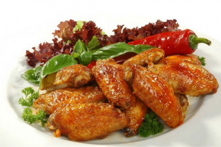 Tavuk kanat / Chicken wings