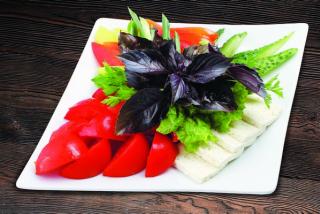 Platou cu legume