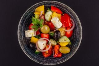 «Greek» salad
