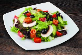 Salată Mediteraniană