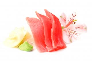 Sashimi de ton