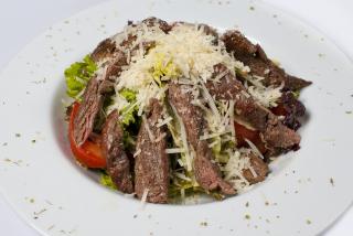 Salat Stricetti Di Manzo