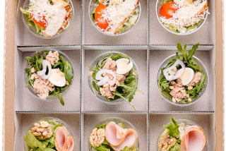 Chef's Salad Smart Box