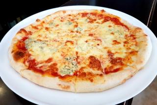 """Pizza """"Quattro formagi"""""""