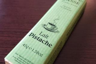 Lait Pistache
