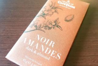 Noir Amandes (noir & almond)