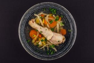 "Chicken soup ""Zama"""