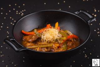 Pork Szechuan