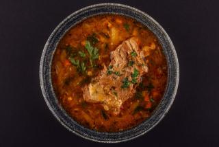 Gagauzian borscht