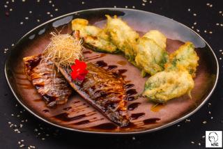 Dorado fish fillet
