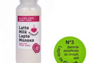Конопляное молоко