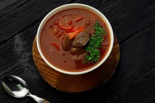 Венгерский суп Goulash