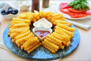 Patates kizartmasi