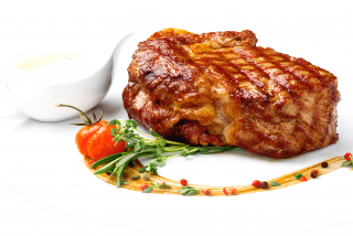 Steak grand ribay