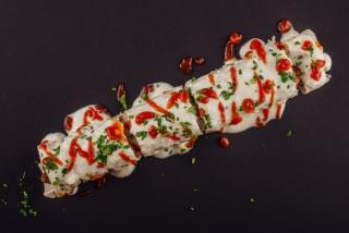 Lulia-kebab yogurt