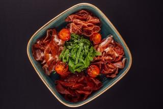 Platter of meat