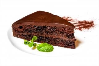 Ирландский шоколадный торт с Гиннесс