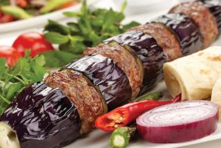 Patlıcanlı Kеbap / Кебаб с баклажаном