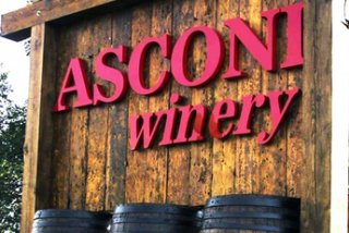 Muscat Asconi Winery (red semisweet)