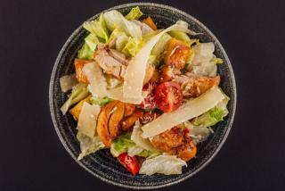 Salad «Сaesar» with chicken