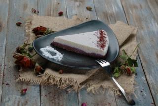 Сырой вегетарианский любовный торт