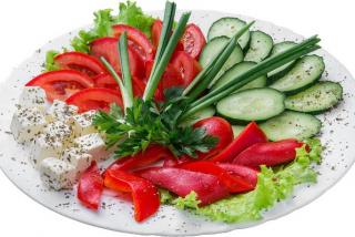 "Assorted vegetables ""Doina"""