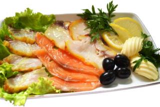Asorti din peşte Grand