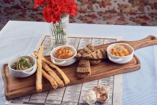 Israeli Assorted appetizers
