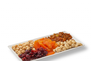 Mixed Nuts and Dried Fruits assorti