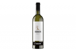 Basic Blanc de Cabernet, белое сухое вино