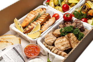 Dinner Big Box