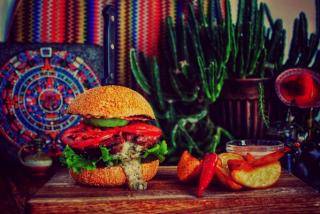 Brazilian burger