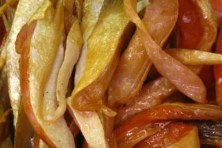 Брюшко красной копченой рыбы (весовой продукт)