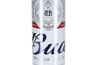 Bud lager beer