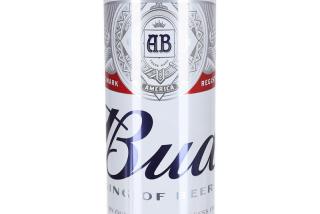 Bud lager beer