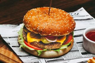 "Burger ""Drugoe Mesto"""