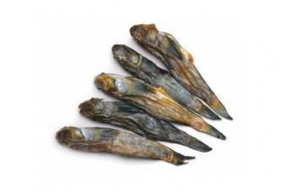 Fish Bulls sun-dried
