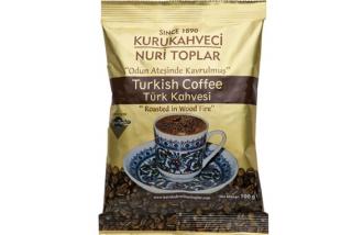 Кофе по-турецки Nuri Toplar