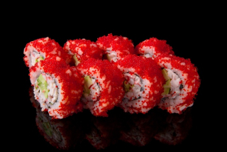 California Kani Roll