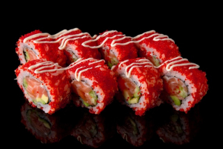 California Sake Roll