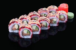 Roll California Tobiko