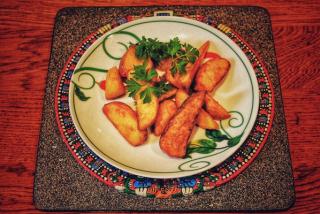Patatas fritas de mama