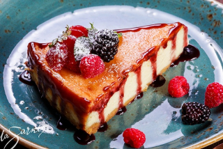 "Cheese-cake ""La Sarkis"""