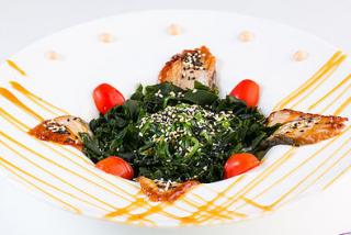 Chuka Salad with eel
