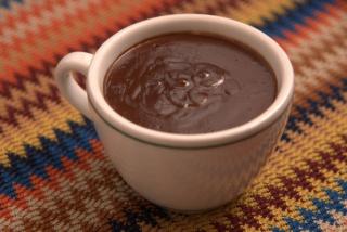 Ciocolata fierbinte
