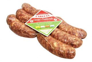 "Sausages ""traditional"" (high quality)"