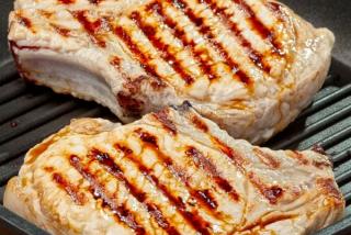 Костица свиная на гратаре (весовое блюдо)
